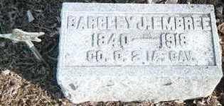 EMBREE, BARCLAY J. - Muscatine County, Iowa | BARCLAY J. EMBREE