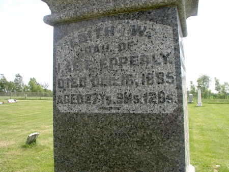 EPPERLY, EDITH W. - Muscatine County, Iowa | EDITH W. EPPERLY