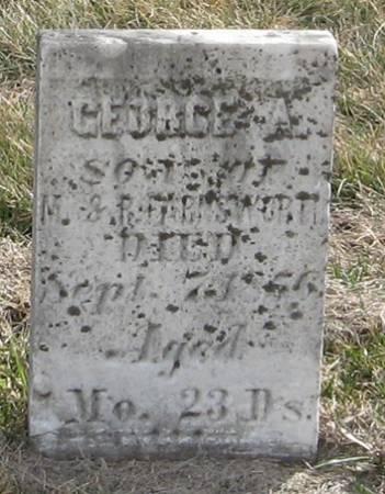 FARNSWORTH, GEORGE A. - Muscatine County, Iowa | GEORGE A. FARNSWORTH