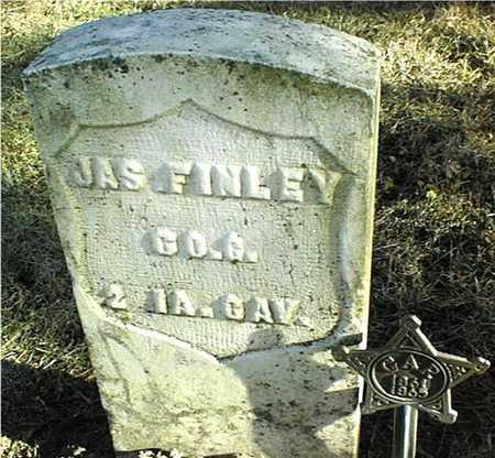 FINLEY, JAS. - Muscatine County, Iowa | JAS. FINLEY