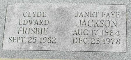 JACKSON, JANET FAYE - Muscatine County, Iowa | JANET FAYE JACKSON