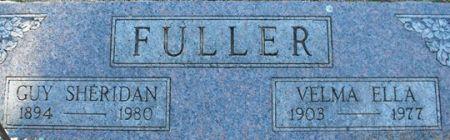 FULLER, GUY SHERIDAN - Muscatine County, Iowa | GUY SHERIDAN FULLER