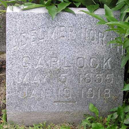 GARLOCK, ADELMER NORTH - Muscatine County, Iowa | ADELMER NORTH GARLOCK