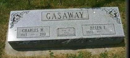 GASAWAY, HELEN E. - Muscatine County, Iowa   HELEN E. GASAWAY