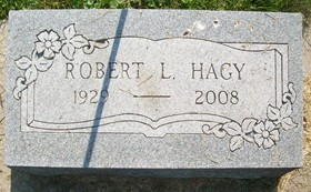 HAGY, ROBERT LEE - Muscatine County, Iowa   ROBERT LEE HAGY