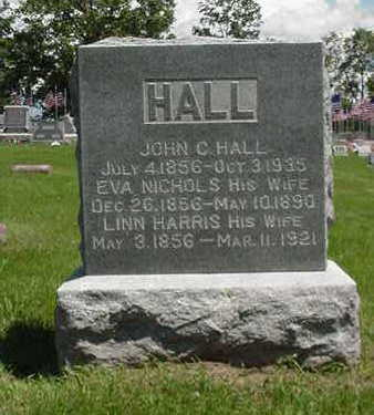 HALL, EVA - Muscatine County, Iowa | EVA HALL