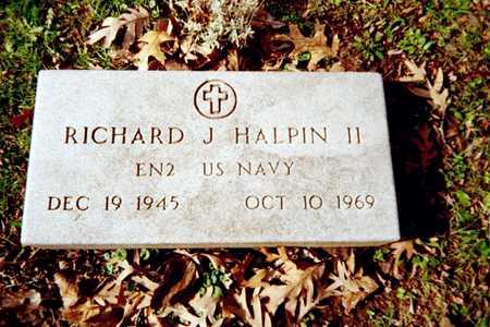 HALPIN, RICHARD J., II - Muscatine County, Iowa | RICHARD J., II HALPIN