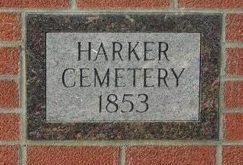 HARKER, CEMETERY - Muscatine County, Iowa   CEMETERY HARKER