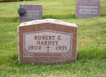 HARNEY, ROBERT - Muscatine County, Iowa | ROBERT HARNEY