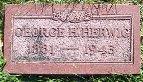 HERWIG, GEORGE HENRY - Muscatine County, Iowa | GEORGE HENRY HERWIG