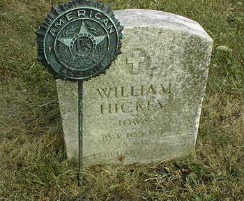 HICKEY, WILLIAM - Muscatine County, Iowa | WILLIAM HICKEY