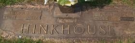 HINKHOUSE, FLORENCE E. - Muscatine County, Iowa | FLORENCE E. HINKHOUSE