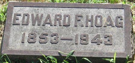 HOAG, EDWARD F. - Muscatine County, Iowa | EDWARD F. HOAG