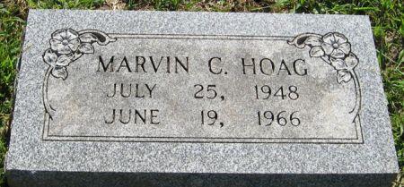 HOAG, MARVIN C. - Muscatine County, Iowa | MARVIN C. HOAG