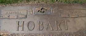 GILMORE HOBART, MARYBELL - Muscatine County, Iowa | MARYBELL GILMORE HOBART