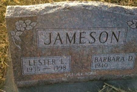 JAMESON, LESTER L. - Muscatine County, Iowa | LESTER L. JAMESON