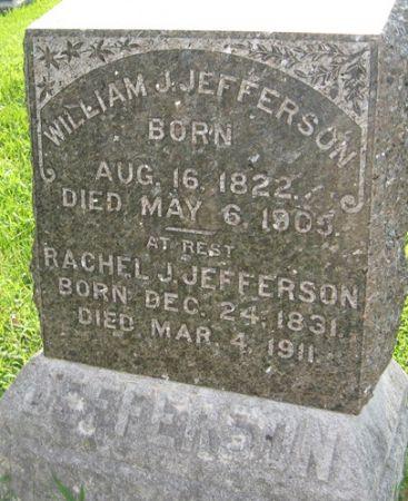 JEFFERSON, WILLIAM J. - Muscatine County, Iowa | WILLIAM J. JEFFERSON