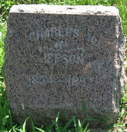 JEPSON, CHARLES H. - Muscatine County, Iowa | CHARLES H. JEPSON