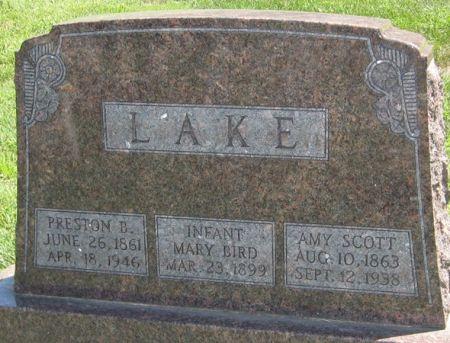 LAKE, AMY - Muscatine County, Iowa | AMY LAKE