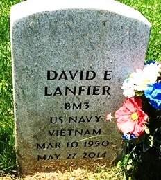 LANFIER, DAVID E. - Muscatine County, Iowa | DAVID E. LANFIER