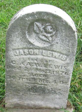 LEWIS, JASON - Muscatine County, Iowa | JASON LEWIS