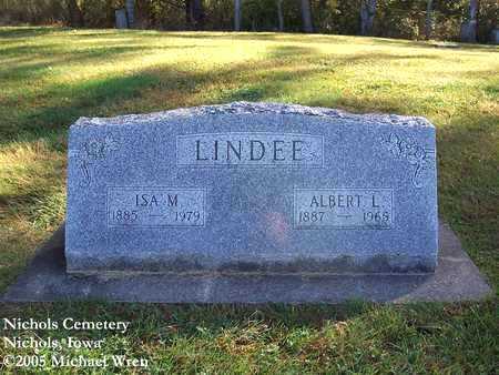 SHANNON LINDEE, ISA MAE - Muscatine County, Iowa | ISA MAE SHANNON LINDEE