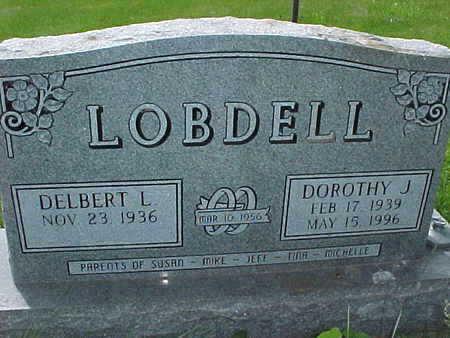 LOBDELL, DOROTHY J. - Muscatine County, Iowa | DOROTHY J. LOBDELL