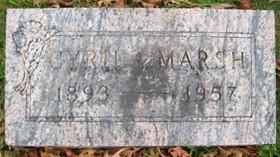 MARSH, CYRIL LEROY - Muscatine County, Iowa | CYRIL LEROY MARSH