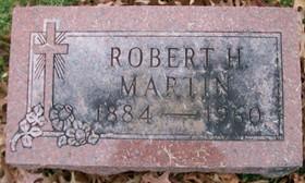 MARTIN, ROBERT HENRY - Muscatine County, Iowa   ROBERT HENRY MARTIN