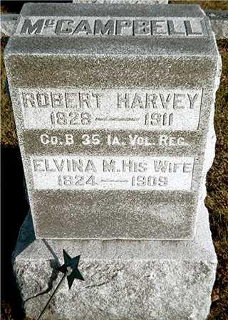 MCCAMPBELL, ROBERT HARVEY - Muscatine County, Iowa | ROBERT HARVEY MCCAMPBELL