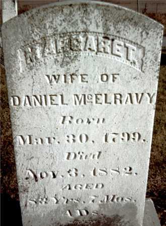 MCELRAVY, MARGARET - Muscatine County, Iowa | MARGARET MCELRAVY