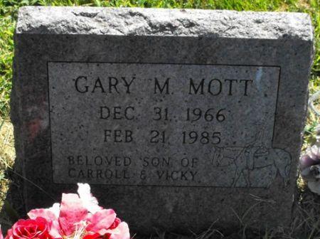MOTT, GARY M. - Muscatine County, Iowa | GARY M. MOTT