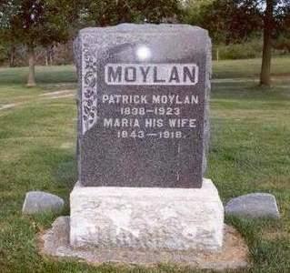 MCGEE MOYLAN, MARIA - Muscatine County, Iowa | MARIA MCGEE MOYLAN
