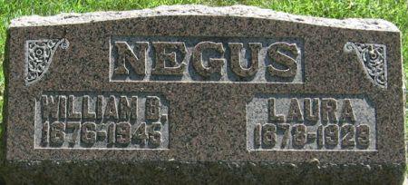 NEGUS, LAURA - Muscatine County, Iowa | LAURA NEGUS