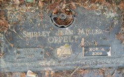 OPPELT, SHIRLEY JEAN - Muscatine County, Iowa | SHIRLEY JEAN OPPELT