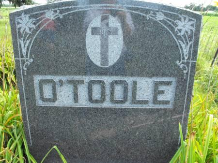O'TOOLE, MONUMENT - Muscatine County, Iowa | MONUMENT O'TOOLE