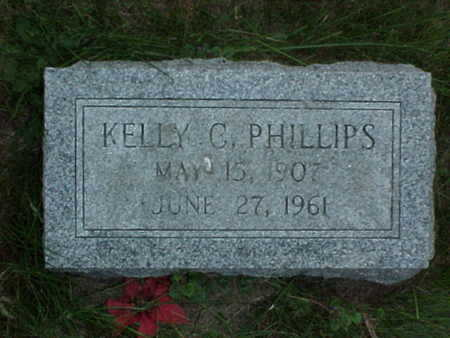 PHILLIPS, KELLY C. - Muscatine County, Iowa   KELLY C. PHILLIPS