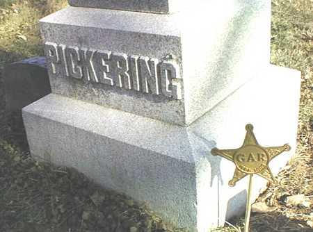 PICKERING, J.C. - Muscatine County, Iowa | J.C. PICKERING