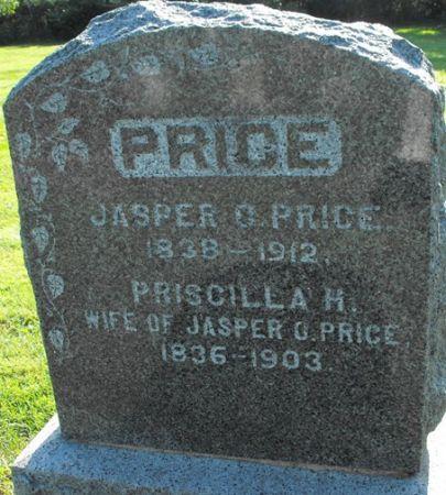 PRICE, JASPER O. - Muscatine County, Iowa | JASPER O. PRICE