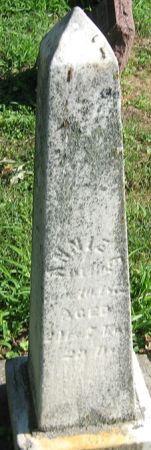 ROBERTS, ANNIE E. - Muscatine County, Iowa   ANNIE E. ROBERTS
