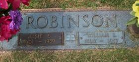 SCHMITT ROBINSON, ELSIE ELIZABETH - Muscatine County, Iowa | ELSIE ELIZABETH SCHMITT ROBINSON