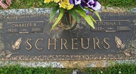 SCHREURS, CHARLES RONALD - Muscatine County, Iowa | CHARLES RONALD SCHREURS