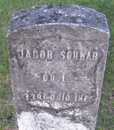 SCHWAB, JACOB - Muscatine County, Iowa   JACOB SCHWAB