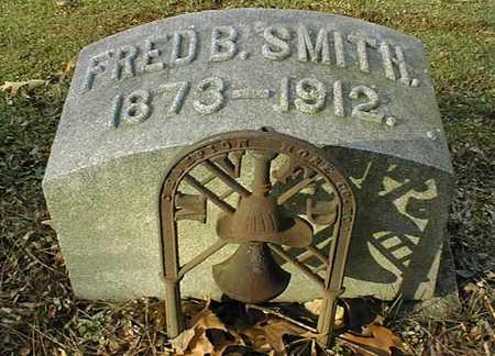 SMITH, FRED B. - Muscatine County, Iowa | FRED B. SMITH