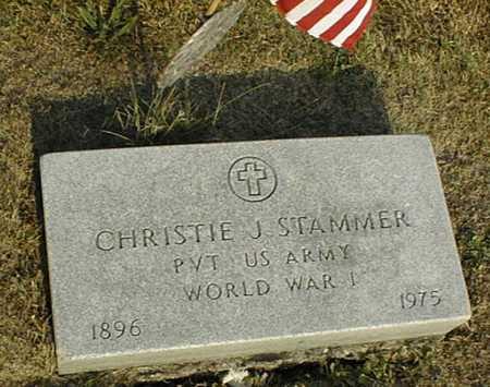 STAMMER, CHRISTIE J. - Muscatine County, Iowa   CHRISTIE J. STAMMER