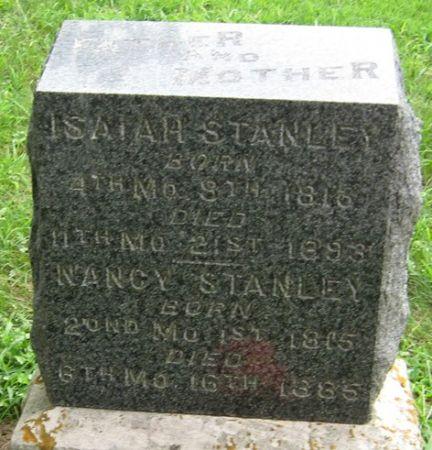 STANLEY, ISAIAH - Muscatine County, Iowa | ISAIAH STANLEY