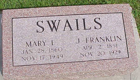 ORR SWAILS, MARY L. - Muscatine County, Iowa | MARY L. ORR SWAILS