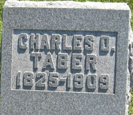 TABER, CHARLES D. - Muscatine County, Iowa | CHARLES D. TABER