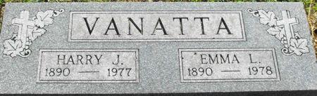 VANATTA, EMMA L. - Muscatine County, Iowa | EMMA L. VANATTA