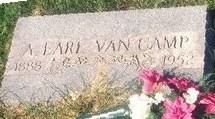 VAN CAMP, ALFRED EARL - Muscatine County, Iowa | ALFRED EARL VAN CAMP